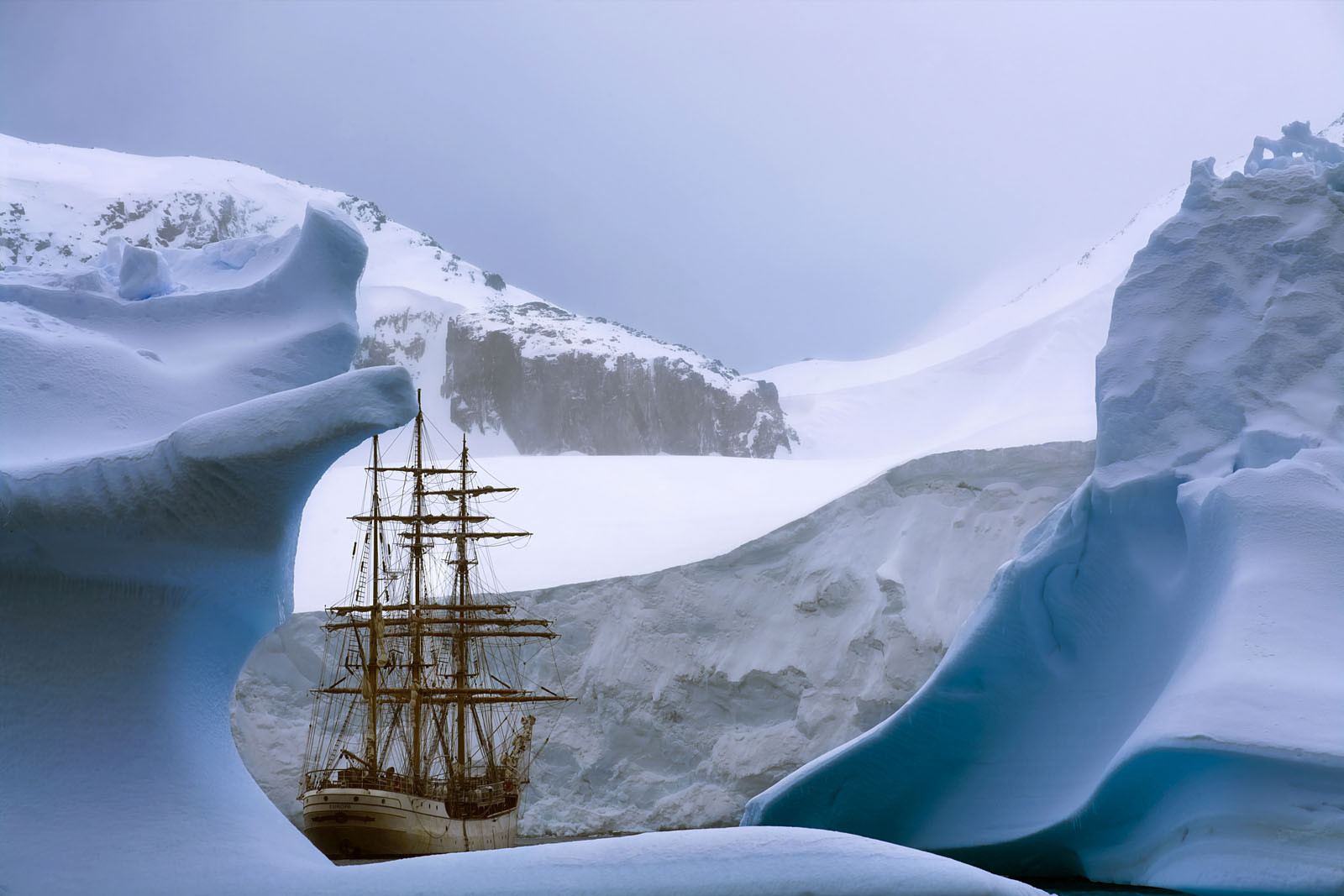 A Journey to the South Pole