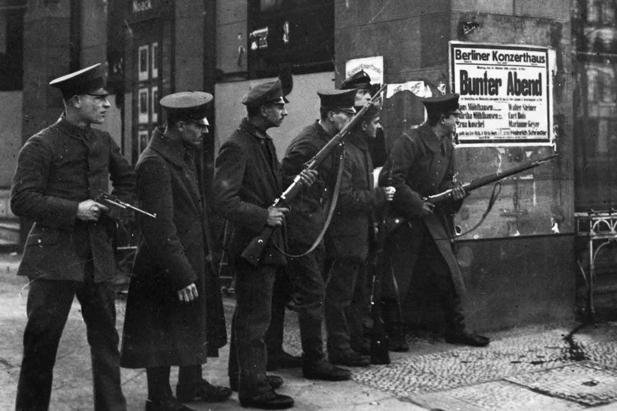 Berlin in the 1918/19 Revolution