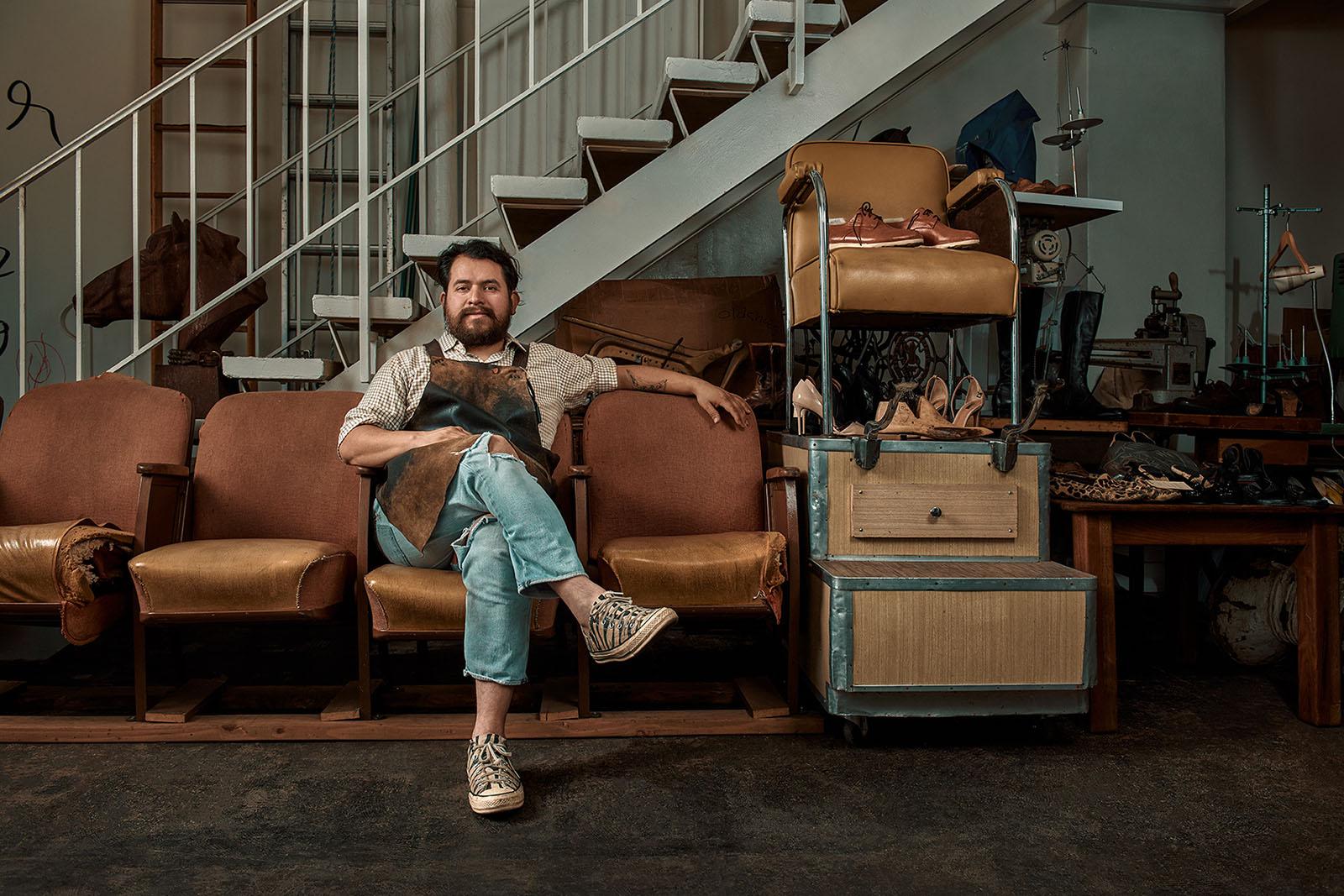The Bespoke Shoe Maker
