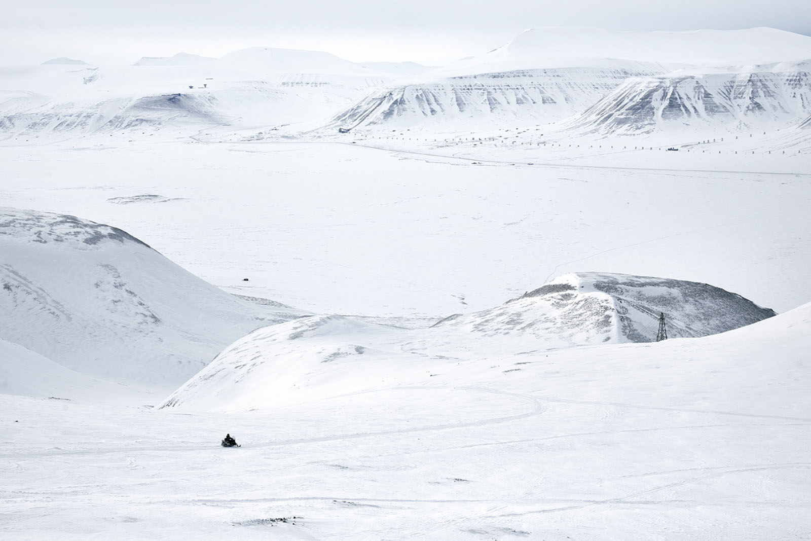 Shooting Svalbard, 78º North