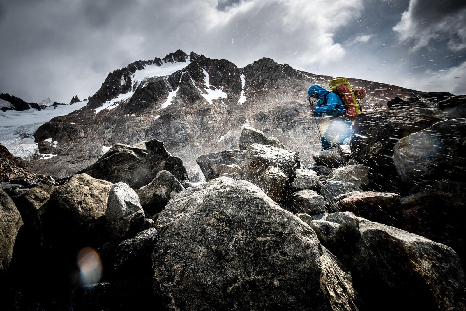 Alex Buisse in Banff / Calgary