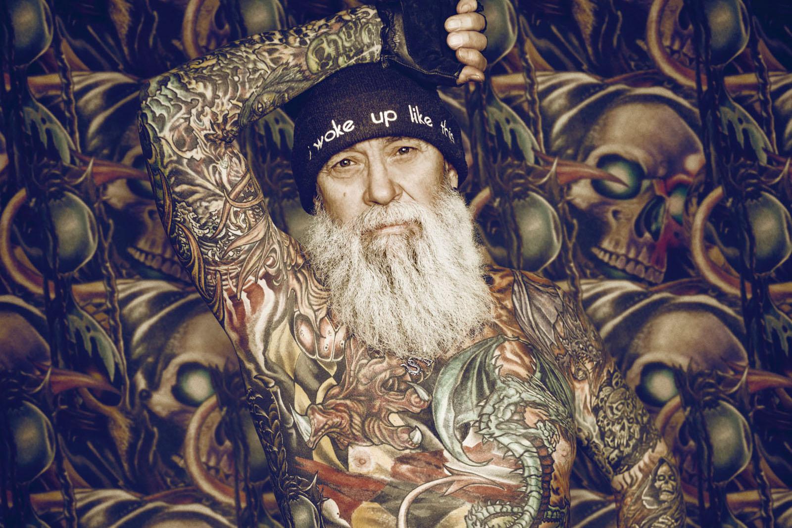 Storytelling Through Tattoos