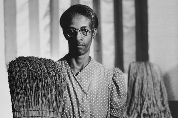 Gordon Parks: A Choice of Weapons