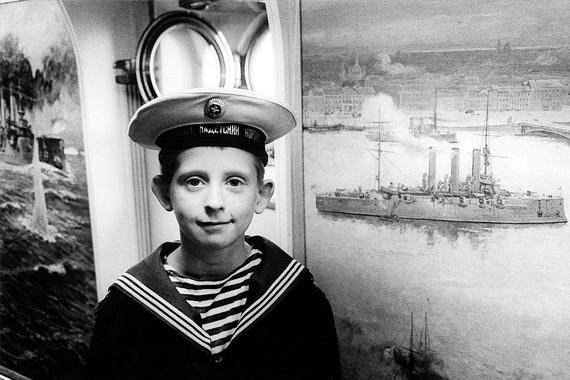 Peter Dammann: Photographs from St. Petersburg