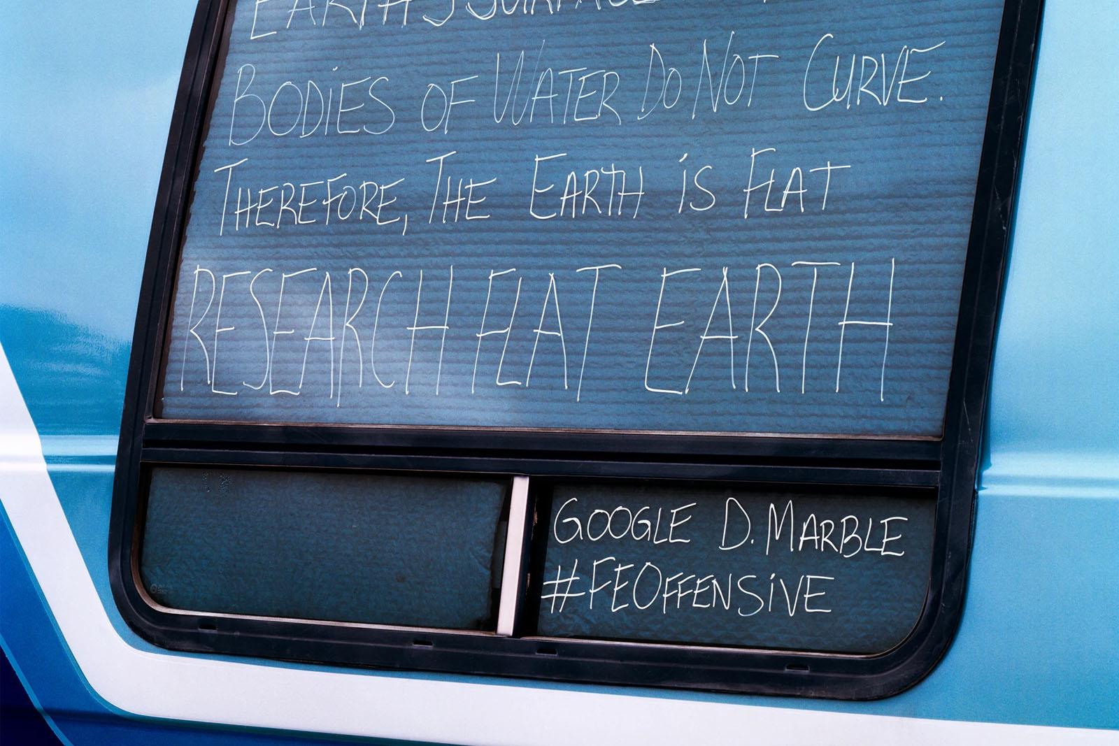 Earth Not a Globe