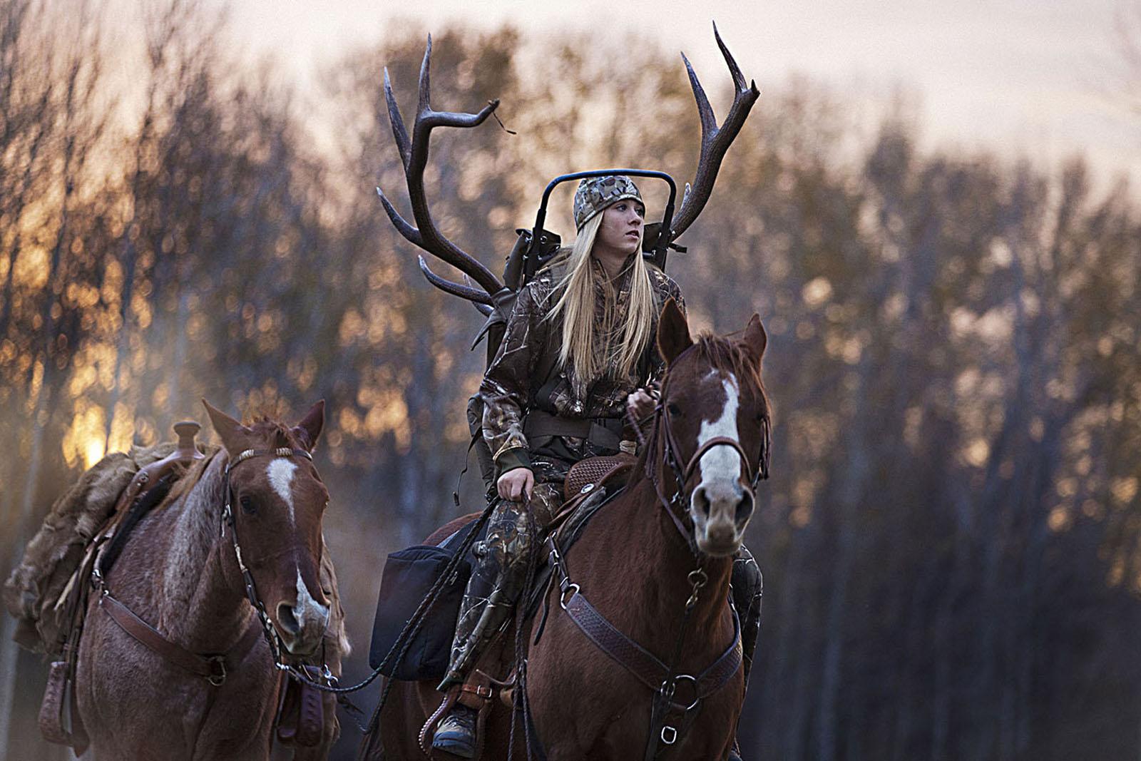 The Female Hunters
