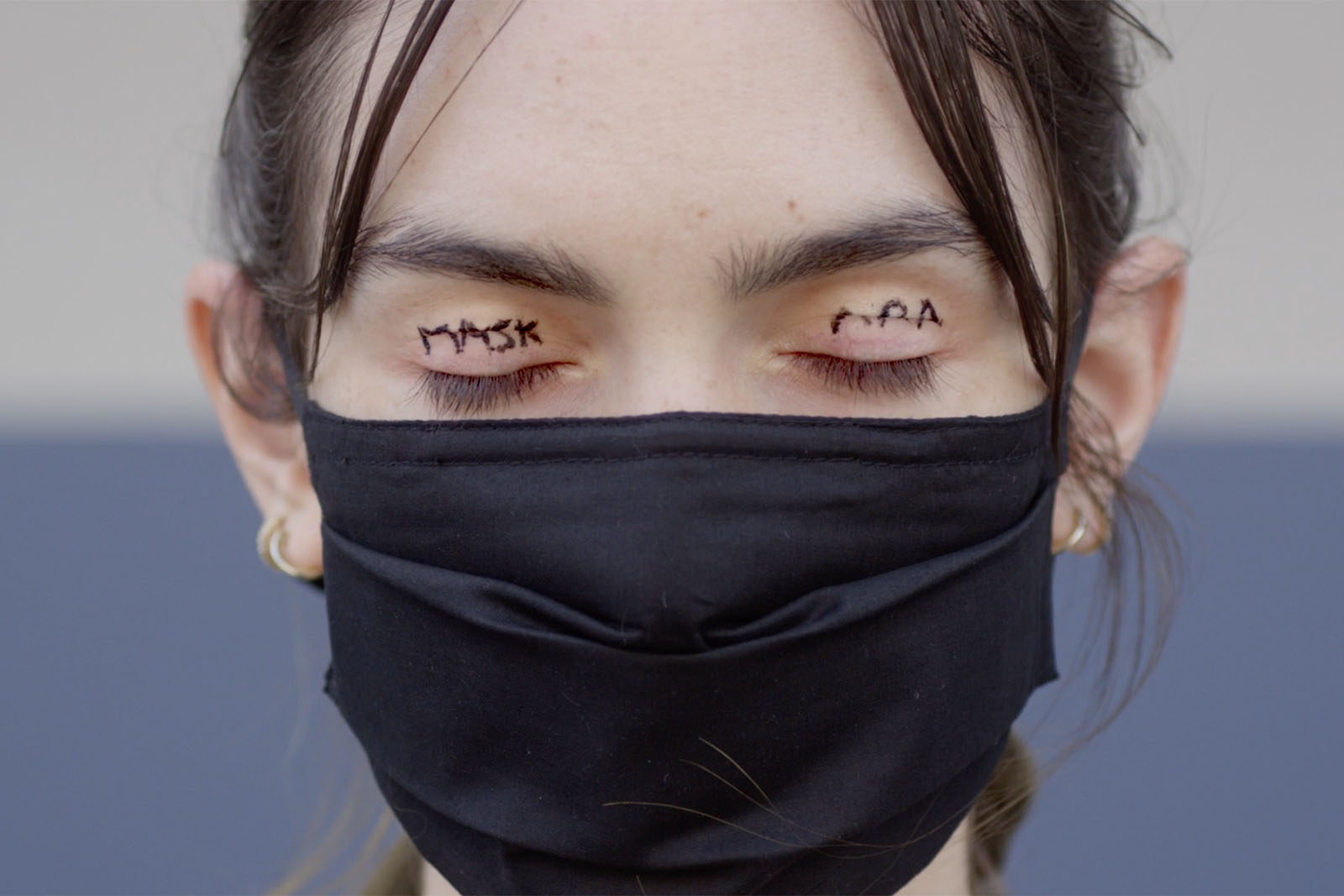 Mask + Mascara = MASKARA