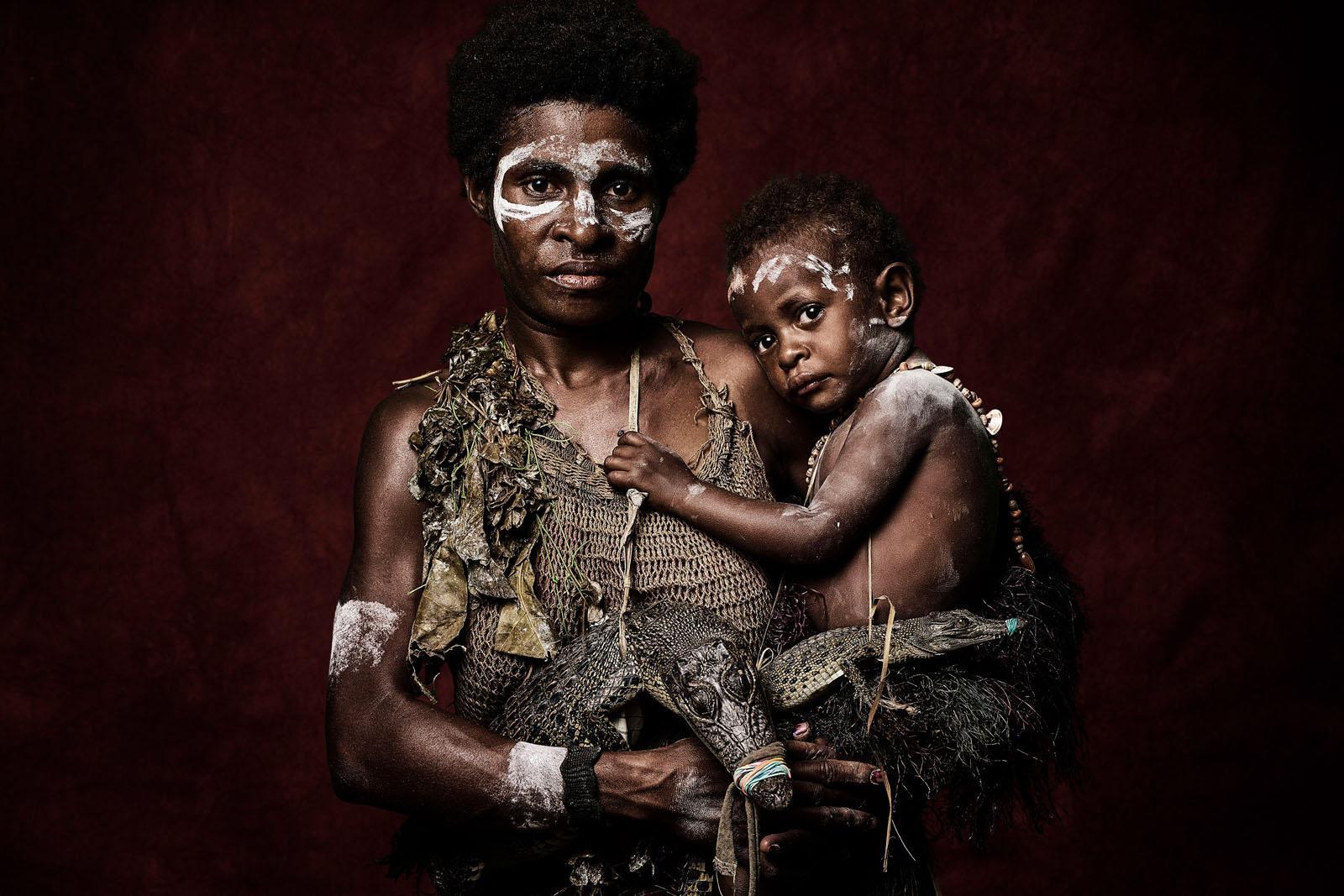 Sandro Miller: I am Papua New Guinea