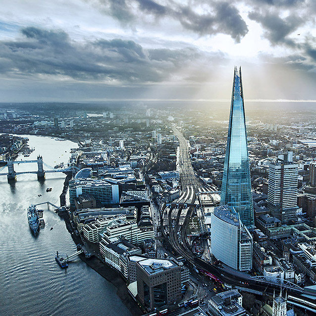 Succeeding at Aerial, Industrial & Urban  Photography