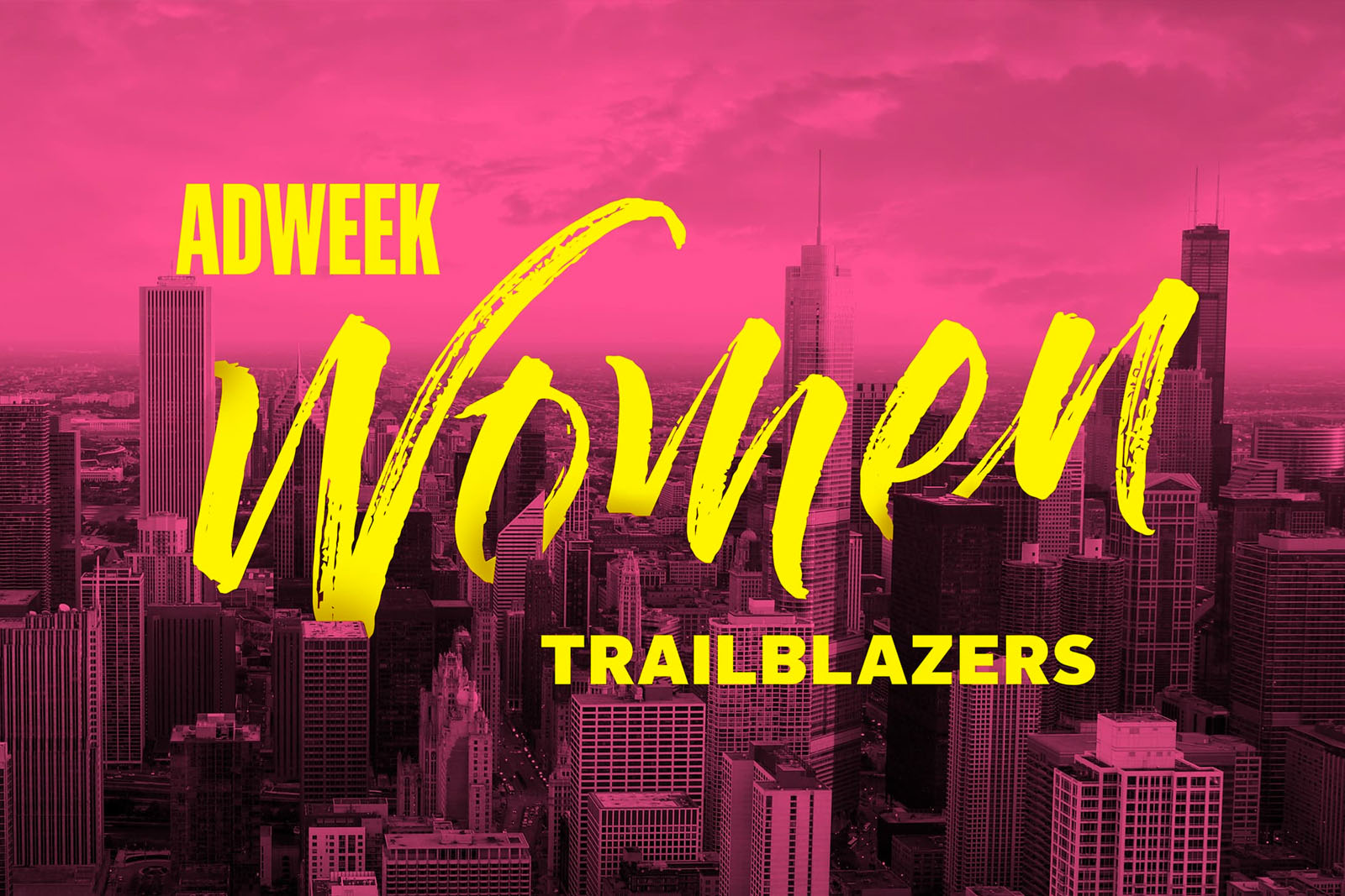 Adweek Women Trailblazers
